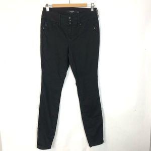 Torrid Black Jegging Skinny Jeans Size 10T New